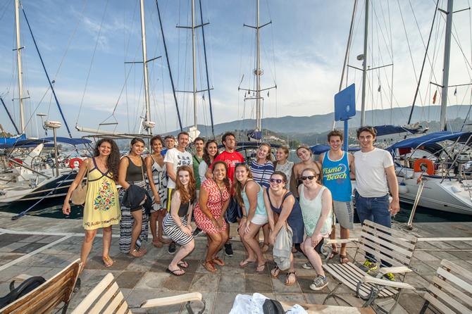 sailingtrip2014